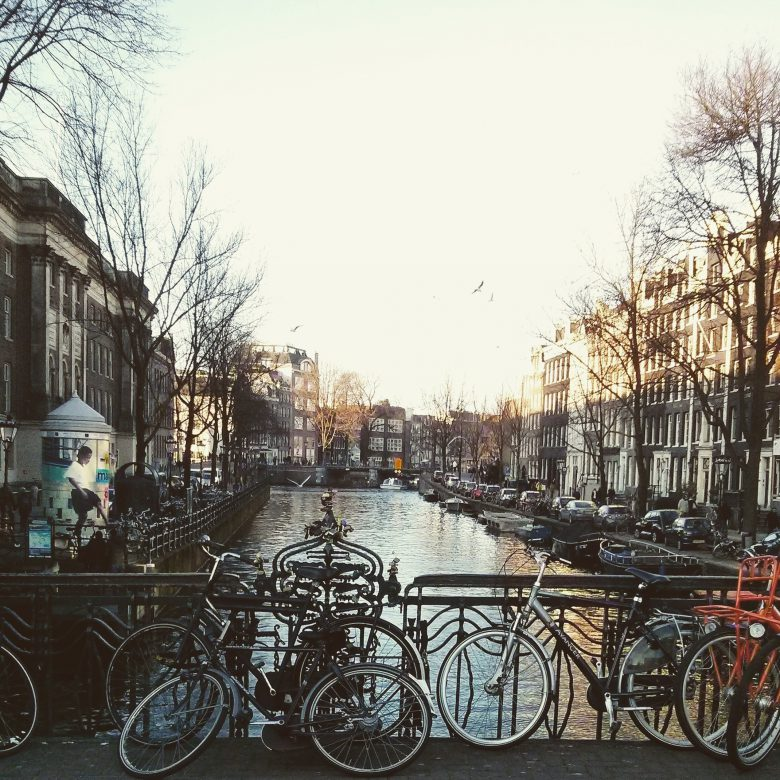BABY, IT'S COLD OUTSIDE – AMSTERDAM